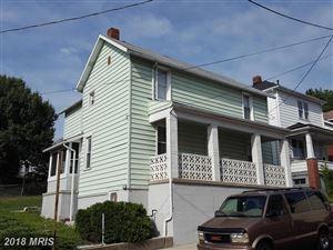 Photo of 120 FIRST ST, CUMBERLAND, MD 21502 (MLS # AL9723444)