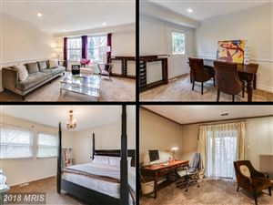 Photo of 15822 MILLBROOK LN #112, LAUREL, MD 20707 (MLS # PG10177444)