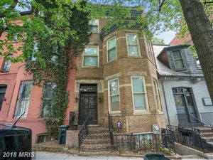 Photo of 2150 FLORIDA AVE NW, WASHINGTON, DC 20008 (MLS # DC10271445)