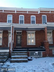 Photo of 615 MCKEWIN AVE, BALTIMORE, MD 21218 (MLS # BA10138448)