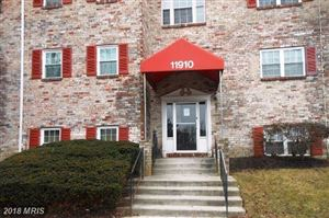 Photo of 11910 TARRAGON RD #D, REISTERSTOWN, MD 21136 (MLS # BC10151448)