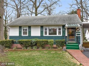 Photo of 9511 48TH AVE, COLLEGE PARK, MD 20740 (MLS # PG10178448)