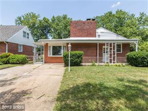 Photo of 8514 OLIVER ST, NEW CARROLLTON, MD 20784 (MLS # PG10292448)