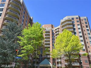 Photo of 7500 WOODMONT AVE #S1102, BETHESDA, MD 20814 (MLS # MC10139452)
