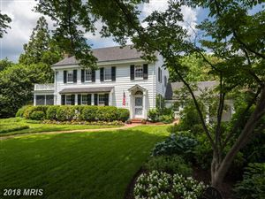 Photo of 19 QUINCY ST, CHEVY CHASE, MD 20815 (MLS # MC10265453)