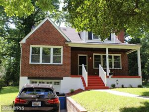 Photo of 3632 SUSSEX RD, PIKESVILLE, MD 21207 (MLS # BC10268454)