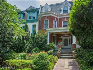 Photo of 2616 CATHEDRAL AVE NW, WASHINGTON, DC 20008 (MLS # DC10266456)