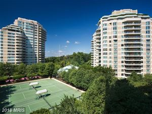 Photo of 5610 WISCONSIN AVE #602, CHEVY CHASE, MD 20815 (MLS # MC10257463)