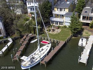 Photo of 11 SHIPWRIGHT ST, ANNAPOLIS, MD 21401 (MLS # AA10209465)