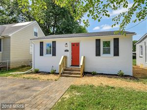 Photo of 27 DORSEY AVE, ANNAPOLIS, MD 21401 (MLS # AA10270465)