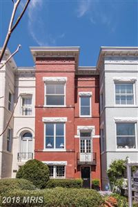Photo of 3319 P ST NW, WASHINGTON, DC 20007 (MLS # DC10137465)