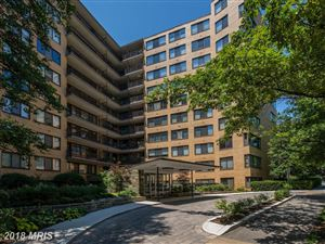 Photo of 4740 CONNECTICUT AVE NW #713, WASHINGTON, DC 20008 (MLS # DC10262466)