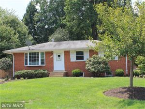 Photo of 501 WALKER ST SW, VIENNA, VA 22180 (MLS # FX10316467)