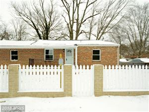 Photo of 2406 LEWIS AVE, SUITLAND, MD 20746 (MLS # PG10121469)