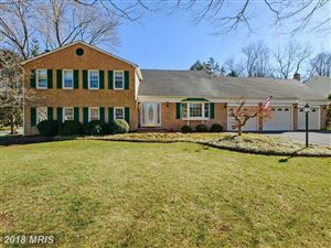 Photo of 1409 ROSEWOOD HILL DR, VIENNA, VA 22182 (MLS # FX10212470)