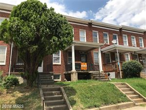 Photo of 3224 LYNDALE AVE, BALTIMORE, MD 21213 (MLS # BA10299472)