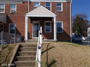 Photo of 920 LYNDHURST ST, BALTIMORE, MD 21229 (MLS # BA10180474)