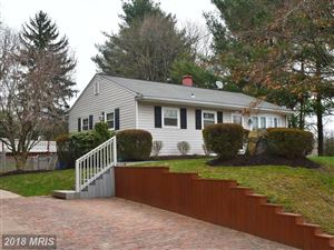 Photo of 112 CHURCH RD, OWINGS MILLS, MD 21117 (MLS # BC10231474)