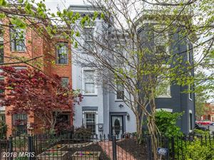 Photo of 1103 R ST NW, WASHINGTON, DC 20009 (MLS # DC10219474)