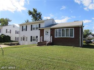 Photo of 312 HAMMONDS FERRY RD N, LINTHICUM, MD 21090 (MLS # AA10072475)