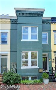 Photo of 3402 DENT PL NW, WASHINGTON, DC 20007 (MLS # DC10174475)