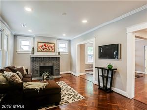 Photo of 3204 NORTHERN PKWY, BALTIMORE, MD 21214 (MLS # BA10151476)