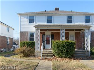 Photo of 3018 LIBERTY PKWY, DUNDALK, MD 21222 (MLS # BC10123476)