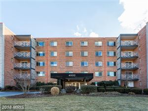 Photo of 4800 CHEVY CHASE DR #204, CHEVY CHASE, MD 20815 (MLS # MC10148479)