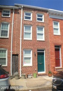 Photo of 2036 FOUNTAIN ST, BALTIMORE, MD 21231 (MLS # BA10245481)