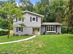Photo of 3807 FOREST GROVE DR, ANNANDALE, VA 22003 (MLS # FX10252481)