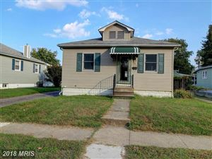 Photo of 309 GEORGE AVE, ESSEX, MD 21221 (MLS # BC10129483)