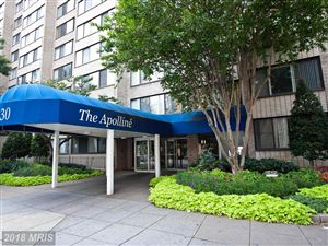 Photo of 1330 NEW HAMPSHIRE AVE NW #625, WASHINGTON, DC 20036 (MLS # DC10142483)