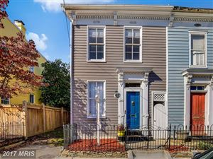 Photo of 210 ALFRED ST N, ALEXANDRIA, VA 22314 (MLS # AX10096484)