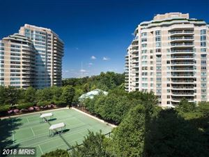 Photo of 5600 WISCONSIN AVE #803, CHEVY CHASE, MD 20815 (MLS # MC10183486)
