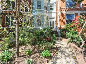 Photo of 2023 KALORAMA RD NW #1, WASHINGTON, DC 20009 (MLS # DC10201487)