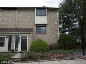 Photo of 7356 KERRY HILL CT, COLUMBIA, MD 21045 (MLS # HW10201489)