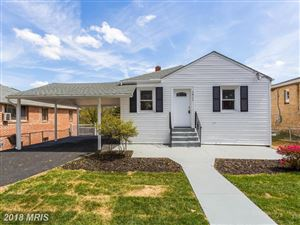 Photo of 1411 EARLY OAKS LN, CAPITOL HEIGHTS, MD 20743 (MLS # PG10202491)