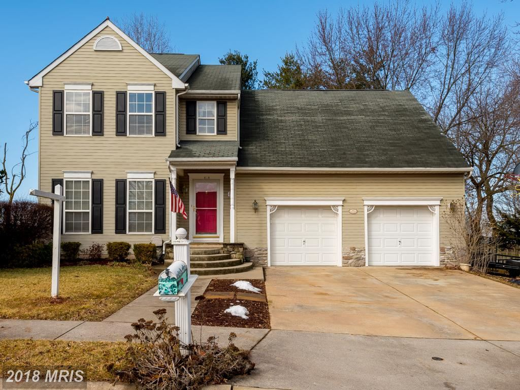 Photo for 414 TANEY DR, TANEYTOWN, MD 21787 (MLS # CR10155493)