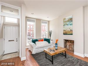 Photo of 1222 GAY ST, BALTIMORE, MD 21213 (MLS # BA10324494)