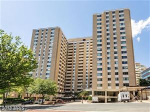 Photo of 4601 PARK AVE #507-G, CHEVY CHASE, MD 20815 (MLS # MC10302495)