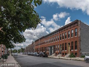 Photo of 1224 GAY ST, BALTIMORE, MD 21213 (MLS # BA10324496)