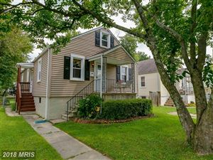 Photo of 3126 TEXAS AVE, BALTIMORE, MD 21234 (MLS # BC10324497)