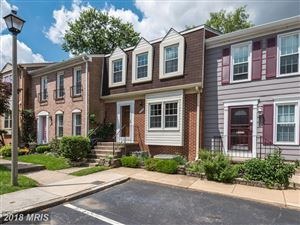 Photo of 1332 CHETWORTH CT, ALEXANDRIA, VA 22314 (MLS # AX10272498)