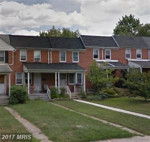 Photo of 8309 DALESFORD RD, PARKVILLE, MD 21234 (MLS # BC10110499)