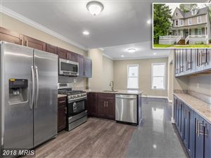 Photo of 3302 WALBROOK AVE, BALTIMORE, MD 21216 (MLS # BA10245500)