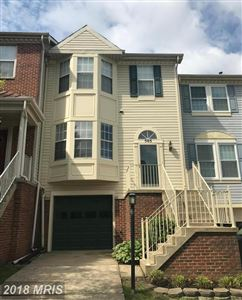 Photo of 505 BEACON HILL TER, GAITHERSBURG, MD 20878 (MLS # MC10272506)