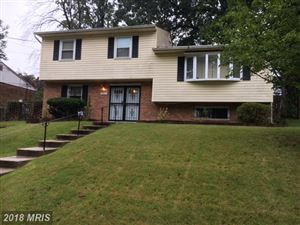 Photo of 1211 WATERFORD DR, DISTRICT HEIGHTS, MD 20747 (MLS # PG10149510)