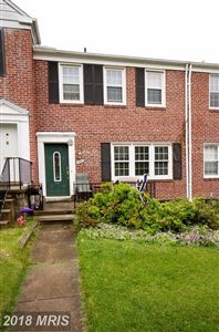 Photo of 8125 CLYDE BANK RD, TOWSON, MD 21286 (MLS # BC10116511)
