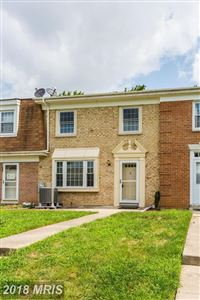 Photo of 9110 TUMBLEWEED RUN #L, LAUREL, MD 20723 (MLS # HW10322511)
