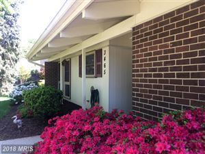 Photo of 3465 CHISWICK CT #74-A, SILVER SPRING, MD 20906 (MLS # MC10272511)